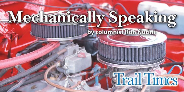 Mechanically Speaking