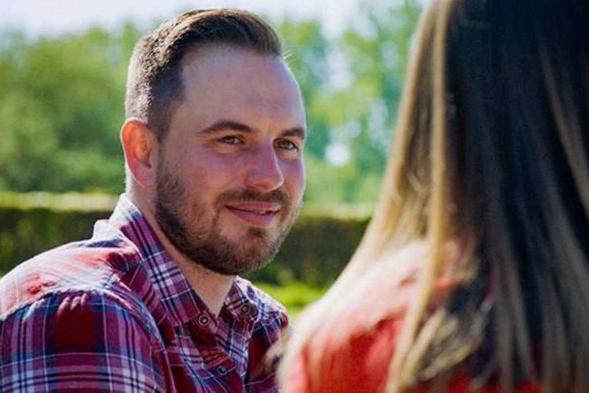 """Bjorn Bonjean of Spirit Hills honey winery in Alberta is shown in an episode of Belgian TV show """"Boer Zoekt Vrouw"""" in this undated handout photo."""