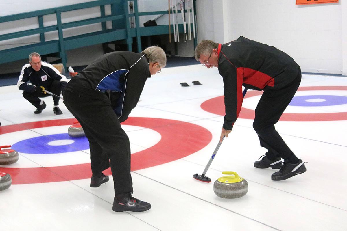 Super League Curling: Van Yzerloo suffers first loss